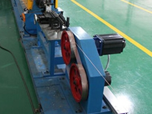 200型管绞机
