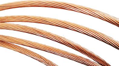 铜镁合金绞线