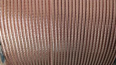 JT95纯铜承力索