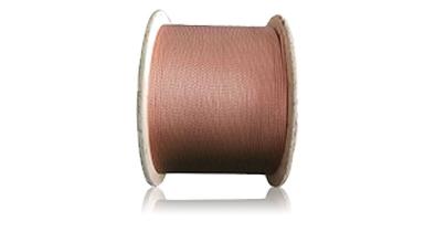 电气化铁路用铜及铜合金绞线