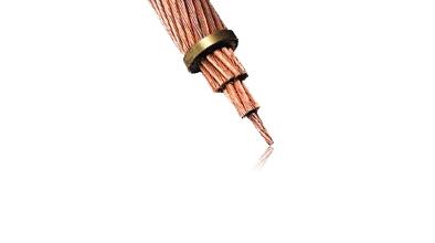 电气化铁路用耐疲劳铜合金绞线